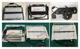 O Ce RoHS IP65 ao ar livre Waterproof a luz de inundação do diodo emissor de luz 100W connosco plugue do Reino Unido do Au da UE