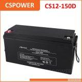 Batería sin necesidad de mantenimiento del gel de Cspower 12V150ah - batería USP, EPS