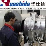 HDPE PU 열 절연제 재킷 관 밀어남 생산 기계 선
