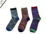 Drei Socken der Farben-Männer Baumwoll(RY-SC1660)