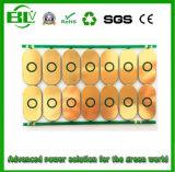 Tarjeta de circuitos de protección del Li-ion BMS de SANYO para 7.4V una fábrica del paquete OEM/ODM de la batería