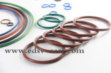 De rubber Vt FKM Fvmq HNBR Aflas Ffkm van Verbindingen NBR Pakking van de O-ring