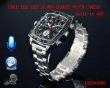 Beste Quality1080p HD Armbanduhr-Kamera-MiniNachtsicht-Sprachaufzeichnungsanlage-Kamera Watch+4GB