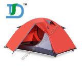 2015 hochwertiges und Form-doppelte Schicht-einfaches geöffnetes kampierendes Zelt