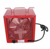 calentador de ventilador eléctrico industrial manual del ventilador 4.8kw