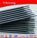 Fluss-Stahl-Schweißens-Elektroden-Lincoln-Schweißen Rod E7018-1