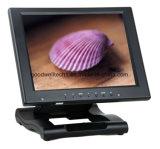 Moniteur d'écran tactile de 10 pouces avec YPbPr et entrée de HDMI et de DVI