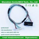 Изготовленный на заказ кабель замены монитора Lvds фабрики проводки провода