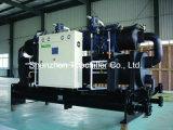 охладитель воды винта 340000kcal/H 460V 60Hz охлаженный водой