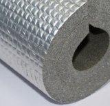 Tubulação do condicionamento de ar da isolação da folha de alumínio de XPE