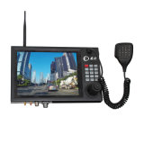 Gesetzdurchführung-videoÜberwachungssystem-vollständige Lösung des Netz-4G mobiles
