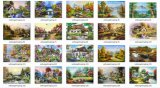 Nuevos azulejos de suelo 3D en Australia