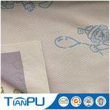 중국 공장에 의하여 거품 매트리스를 위해 똑딱거리는 뜨개질을 한 자카드 직물 직물 매트리스