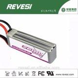 bateria do leão do polímero do poder superior de 11.1V 2600mAh 40c