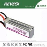 11.1V 2600mAh 40c Leistungs-Plastik-Löwe-Batterie