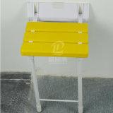 직접 목욕 시트 신체장애 샤워 의자를 위로 접히는 공장
