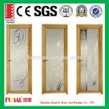 дверь заморозка рамки толщины 2.0mm алюминиевым прикрепленная на петлях стеклом