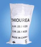 백색 결정 (CAS 62-56-6) 99%Min Thiourea