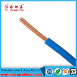 Fio elétrico isolado Copper/PVC 1.5mm do PVC do núcleo elétrico dos fios 450/750V 2