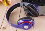 Auscultadores estereofónico sem fio do fone de ouvido de Bluetooth TM 010