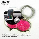 Quicksand di figura del Icone di Shs Wechat supporto dell'anello da 360 gradi per il telefono delle cellule