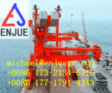 1000t/H 지속적인 배 로더 움직일 수 있는 나사 배 언로더