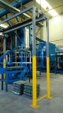 화학 기계를 위한 무기물 주황색 생산 설비 선