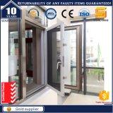 Ventana de batiente de ventana de aluminio de mayor calidad para el residencial
