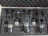 Micrófono profesional del tambor del micrófono del funcionamiento de Py-7p