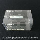Коробка высокого качества ясная пластичная складывая для электронный упаковывать волдыря