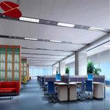 La décoration intérieure de plafond de bureau a suspendu des tuiles en aluminium de plafond