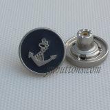 Латунные заклепки кнопки джинсовой ткани металла сбор винограда конструкции