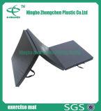 La bonne qualité de forme physique a réutilisé des couvre-tapis de gymnastique de pli de qualité de couvre-tapis de gymnastique