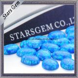 Ópalo azul marino sintetizado del precio de piedra del ópalo para la joyería