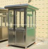Casa pré-fabricada do baixo lucro/Prefab móvel fácil da caixa de sentinela