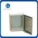 Pièce jointe électrique extérieure imperméable à l'eau en métal IP66