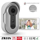 Timbre video sin hilos con pilas de WiFi para la seguridad casera