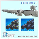 Água-Gás-Fornecer a Produção Plástica da Tubulação do PE dos PP Que Expulsa Fazendo a Linha da Máquina