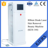 máquina del retiro del pelo del laser del laser del diodo de la potencia 810nm del laser 600W la mejor