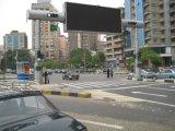 조정 변하기 쉬운 제한 속도 전자 메시지 센터 교통 표지 복각 SMD 발광 다이오드 표시 스크린, P10