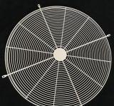 Protector del dedo del ventilador de la parrilla del metal