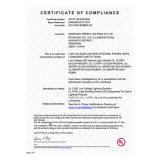 L'UL a reconnu la bande élevée de C.P. SMD1210 30LEDs DEL