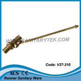 Válvula de bola de flotador de latón (V27-310)