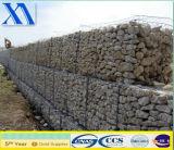 Cesta de Gabion da parede da rocha do calibre de fio (XA-GM19)