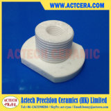 El trabajar a máquina de cerámica de cristal labrable de la cuerda de rosca de los productos