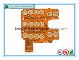 Professionele Polyimide PCB Van uitstekende kwaliteit FPC voor Elektronika