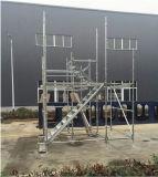 Ringlock Baugerüst-System im heißen BAD galvanisiert