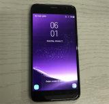 2017 nuovo 5.0 RAM di falsificazione 4G Lte di esposizione del telefono del clone di memoria del quadrato del cellulare Mtk6580 di Goophone S8 di pollice commercio all'ingrosso di Smartphone del Android 6.0 della ROM 512MB + 4GB