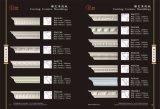 Necesarias para la construcción de poliuretano PU Cornisa de moldeo para la decoración