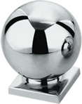 ミラーの球のためのステンレス製の手すりの付属品